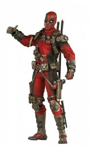 sideshow 1 6 scale deadpool figure shipping