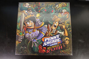 the game rumble in r lyeh new sealed