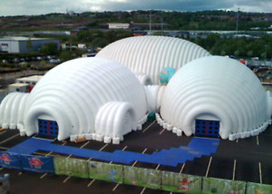 50000 sqft Bubble Globe Inflatable Tent Advertising Commercial Event Wedding