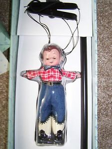 madame alexander howdy doody doll puppet