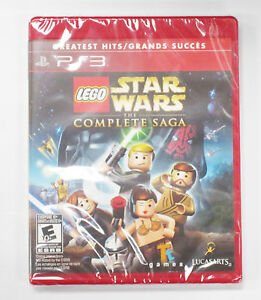 Lego Star Wars : The Complete Saga  for PlayStation 3 PS3 *BRAND NEW