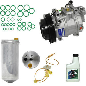 New AC Compressor Kit KT 1725 - 926008B760 For Sentra