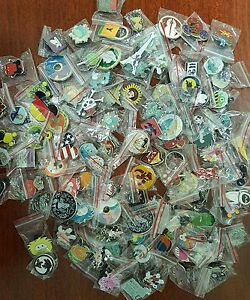 Disney Pins lot of 100 1 3 Day Free Shipping US Seller 100% Tradable $53.80