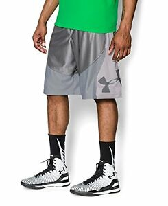 Under Armour Mens Mo Money Basketball Shorts Graphite XX-Large