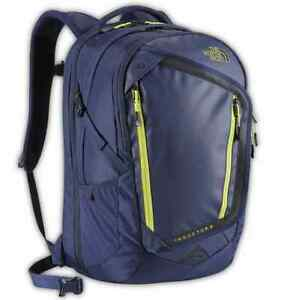 North Face Inductor Charged Backpack Battery USB Laptop Tablet Phone Daypack