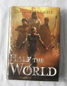 SHATTERED SEA TRILOGY  Joe Abercrombie  Subterranean Ltd Ed HC  SLIPCASE