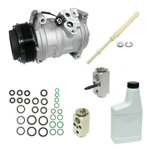 New AC Compressor Kit KT 1187 - 15926085 Traverse Enclave