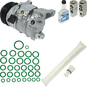 New AC Compressor Kit KT 1060 - 25865635 CTS