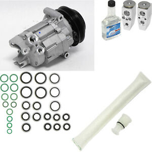New AC Compressor Kit KT 1332 - 22798909 Camaro