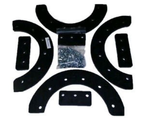 Snowthrower Paddle set 2021 or 22