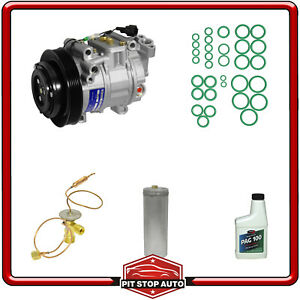New AC Compressor Kit KT 1717 -  For Sentra 200SX