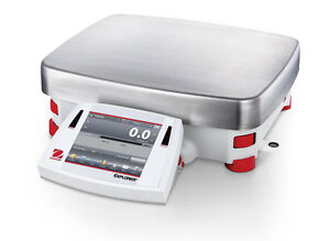 OHAUS EX35001 EXPLORER PRECISION SCALE 35000g 0.1g  MAKEOFFER WITH 2YR WARRANTY