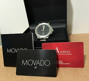 Movado Men's 0606700 SE Extreme Automatic Stainless Steel Bracelet Watch