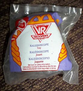 1995 Saban#x27;s VR Troopers McDonalds Happy Meal Toy Kaleidoscope #4