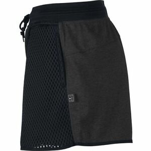 Nike 2XL Women's Court Tennis GYM Skort w Mesh Front NEW $90 811932-010 Black