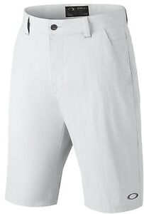NEW! Oakley Take 2.5 Mens Golf Shorts - 32 34 36  - PGA - White