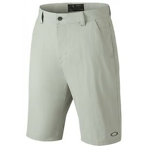 NEW! Oakley Take 2.5 Mens Golf Shorts - 32 34 36 38 - PGA - Stone Gray - Bubba