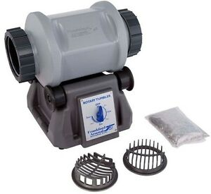 Frankford Arsenal Platinum Series Rotary Tumbler Kit w Media pins cleaners NEW