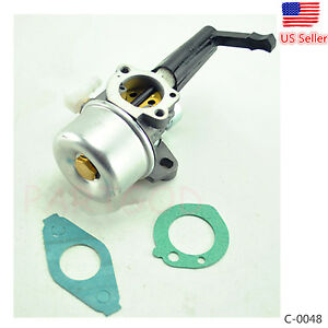 New Carb For Briggs & Stratton 696065 Carburetor Replacement Part US Seller  C48