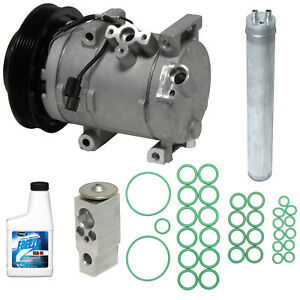 New AC Compressor Kit KT 4776 -  Accord Accord Crosstour Crosstour