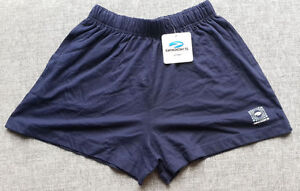 BROOKS Zeal Womens Shorts Navy AUS Size MEDIUM Running Gym Brand New w tag
