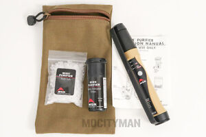 MSR MIOX Military Water Purifier Kit - USMC Issue - NEW