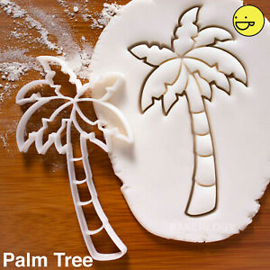 Palm Tree cookie cutter  beach nautical theme party coconut trees tropical kids