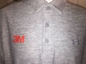 2016 MED 3M HENDRICK Chase Elliott Under Armour Performance Pit Crew Polo Shirt