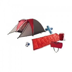 2 Person Camping Gear Set 7 Pieces