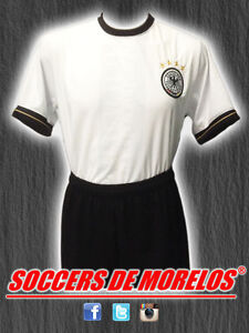 GERMANY DRI-FIT SOCCER UNIFORMS (JERSEY SHORTS & SOCKS) PACKAGE WITH 15 SETS