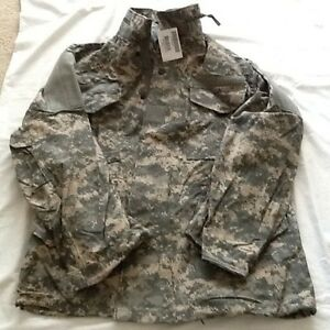 GI M65 Field Jacket ACU Camo Genuine US Military Issue Medium  Regular.