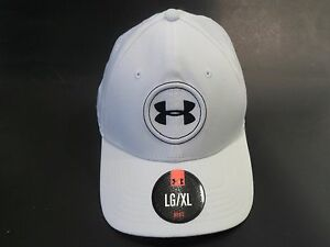 New Under Armour Jordan Spieth Fitted LG  XL Mens UA Golf Hat Baseball Cap Tour