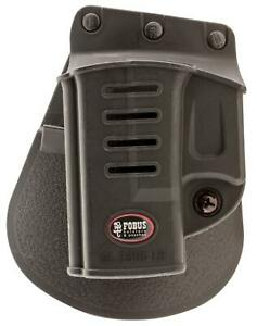 FOBUS HOLSTER PADDLE L-HAND FOR GLOCK MODELS 262733