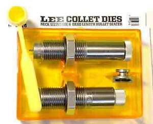 LEE 90722  COLLET RIFLE DIE SET W SHELLHOLDER 300 WINCHESTER MAGNUM