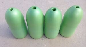 FOUR PACK LIME GREEN Lobster Pot Crab Pot & Trap Buoys 6