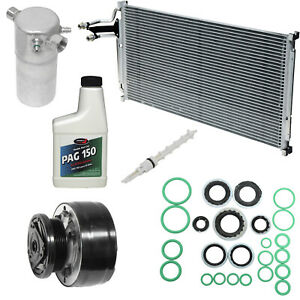 New AC Compressor Kit w Condenser KT 2297A -  S10