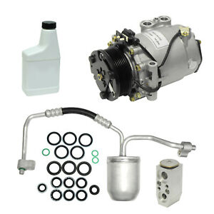 New AC Compressor Kit KT 1949 - 15922972 Vue