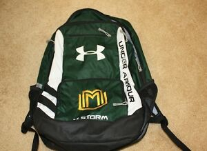 Under Armour Storm Backpack Green Black White