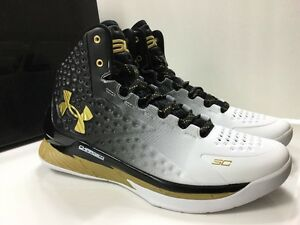 DS Under Armour Curry 1 MVP stephen curry nmd sz 10
