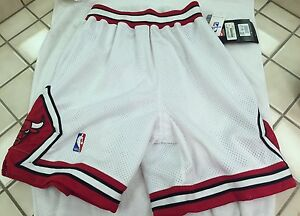 Chicago Bulls 90's Pro Cut Basketball Nike Shorts Brand New with Tags Extremely