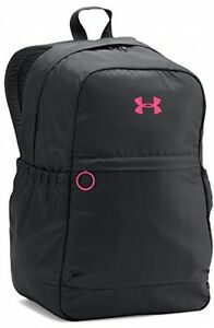 Under Armour Girls' Favorite Backpack BlackHarmony Red One Size