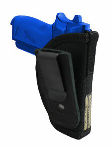New Barsony Tuckable IWB Holster for Mini Pocket 22 25 380 Pistols $19.99
