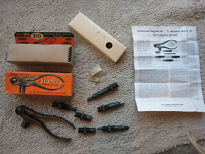 Lyman Ideal 310 Reloading Tool & Die Set .30-06 With Box & Extra Parts