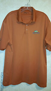 Nike Golf Dri Fit Polo Golf Shirt Mens XL Jend Wen Traditions Champions Tours
