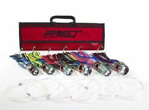 Large Marlin Lure Pack by Bost - RiggedUn-Rigged