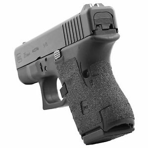 Talon Grips for GLOCK 26 27 28 33 39 All Generations Rubber and Granulate