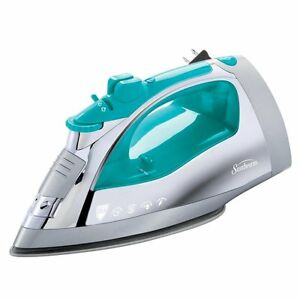 Sunbeam Steam Master Iron with Anti Drip Non Stick Stainless Steel Soleplate