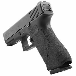 Talon Grips for GLOCK 17 22 24 31 34 35 37 All Gens Rubber and Granulate