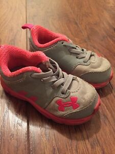 Infant 5k Under Armour Girls Shoes