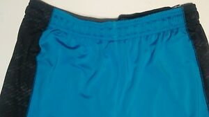 Under Armour Men's Raid Printed  Shorts Electric Blue  Size - Small
